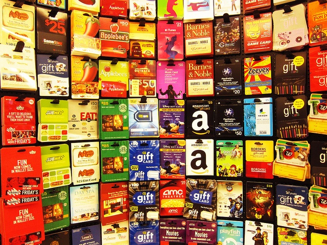 Merchants Feeling the Heat from Rising Gift Card Fraud